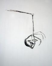 Scarecrow, 2010. Mixed media op multiplex. 80 x 120 cm.